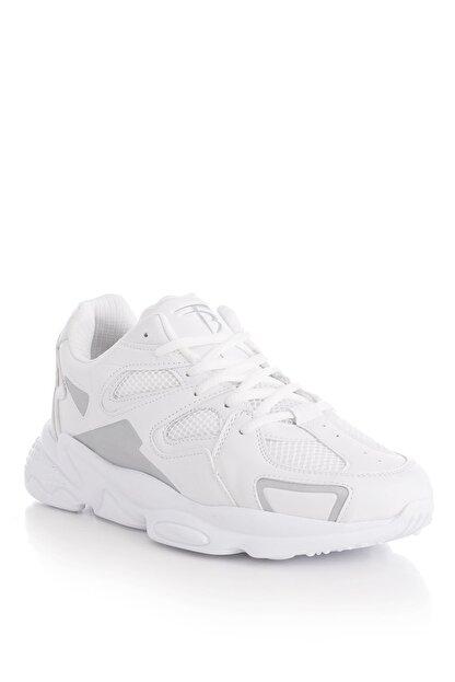 Tonny Black Beyaz Unisex Sneaker TB252-0