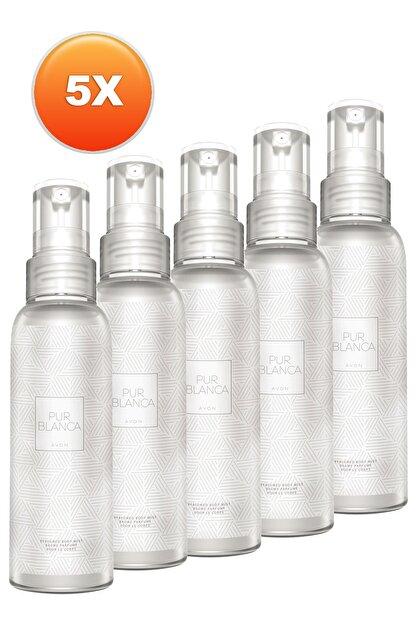 Avon Pur Blanca Kadın Vücut Spreyi 5'li Set 5050000100113