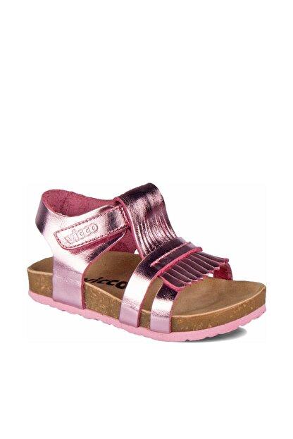 Vicco 905.B20Y.082-06 Pembe Kız Çocuk Sandalet 100578837