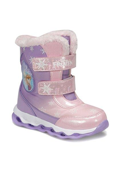 Frozen 92.OLY.P Mor Kız Çocuk Kar Botu 100406178