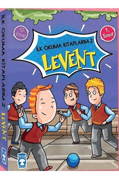 Timaş Yayınları Levent 1. Sınıf Ilk Okuma Kitaplarım 10 Kitap (set 2)