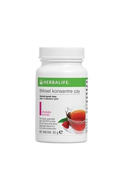 Herbalife Bitkisel Konsantre Çay Ahududu 50g