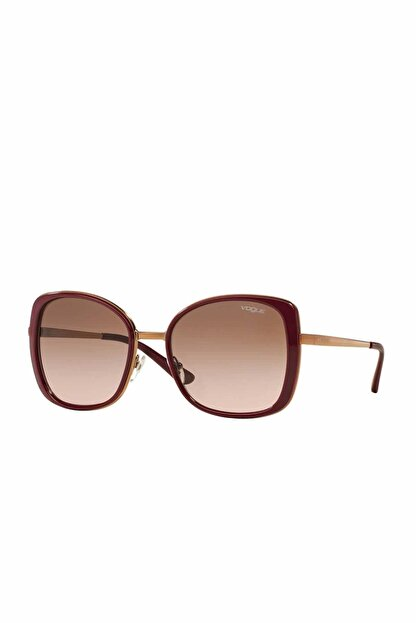 Vogue Kadın Pembe Güneş Gözlüğü Vo 3990-sı 813/14 55