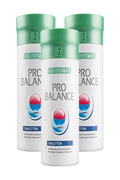 LR Pro Balance 3'lü Set