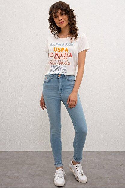 US Polo Assn Kadın Pantolon G082SZ080.000.984535