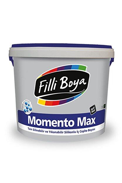 Filli Boya Momento Max Silinebilir Iç Cephe Duvar Boyası 7,5 Lt Renk:havai Mavi