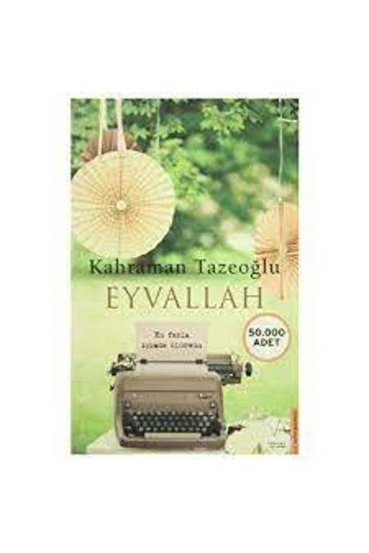 Destek Yayınları Eyvallah - Kahraman Tazeoğlu