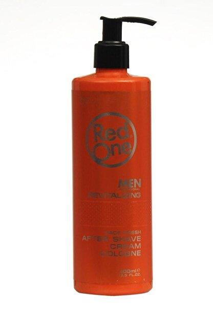 Red One Redone Krem Kolonya Revitalizing 400 ml