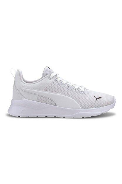 Puma ANZARUN LITE JR-2 Beyaz Erkek Çocuk Koşu Ayakkabısı 100547381
