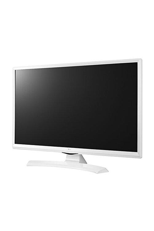 "LG 24TK410U-WZ 24"" 61 Ekran Uydu Alıcılı HD Ready Monitör LED TV 2"