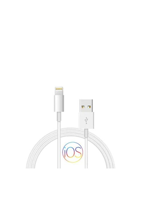 Kılıf Sepet Iphone Lightning Şarj Kablosu 1 metre Elchıcase 2