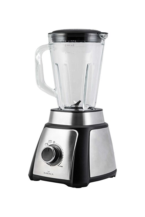 Karaca Shaker Inox Smoothie Blender 5001 1