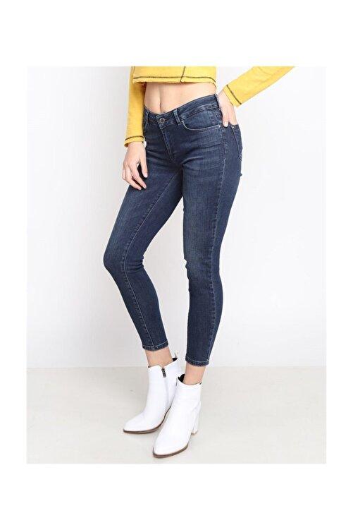 Twister Jeans Lima  Lacivert Orta Bel Jean 2