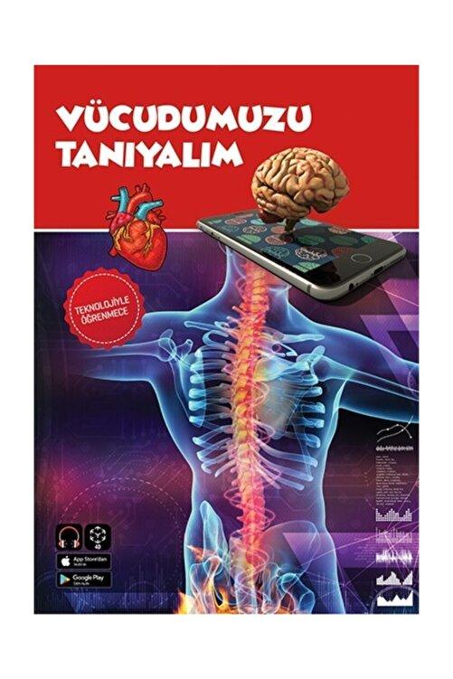 Artge Vücudumuzu Tanıyalım 4d Kitap  3 Boyutlu 1