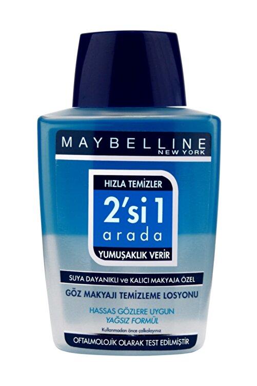 Maybelline New York Suya Dayanıklı & Kalıcı Makyaja Özel Göz Makyajı Temizleme Losyonu 8024417183189 1