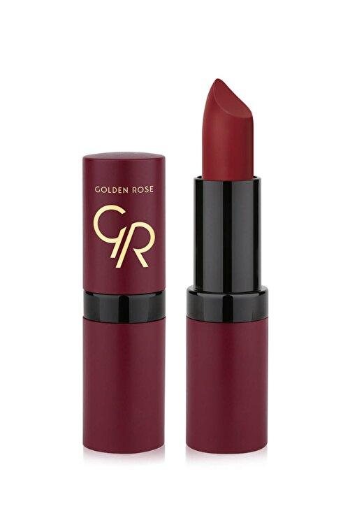 Golden Rose Mat Ruj - Velvet Matte Lipstick No: 25 8691190466251 1