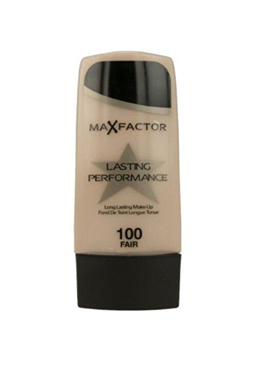 Max Factor Lasting Performance Fondöten Fair No: 100 030.01 Max 000565 1