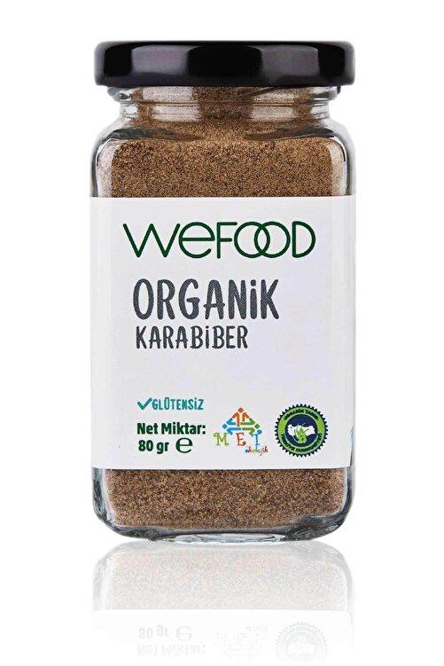 Wefood Organik Karabiber 80 gr 1