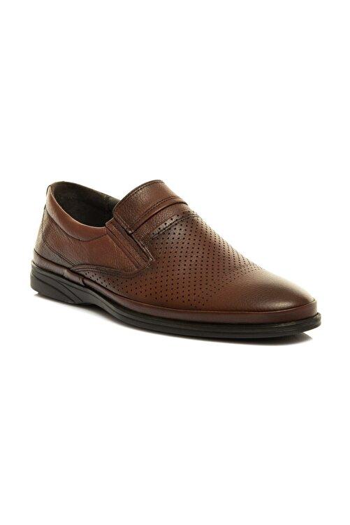 maximoda Hakiki Deri, Erkek Günlük Delikli Yazlık Ayakkabı 2
