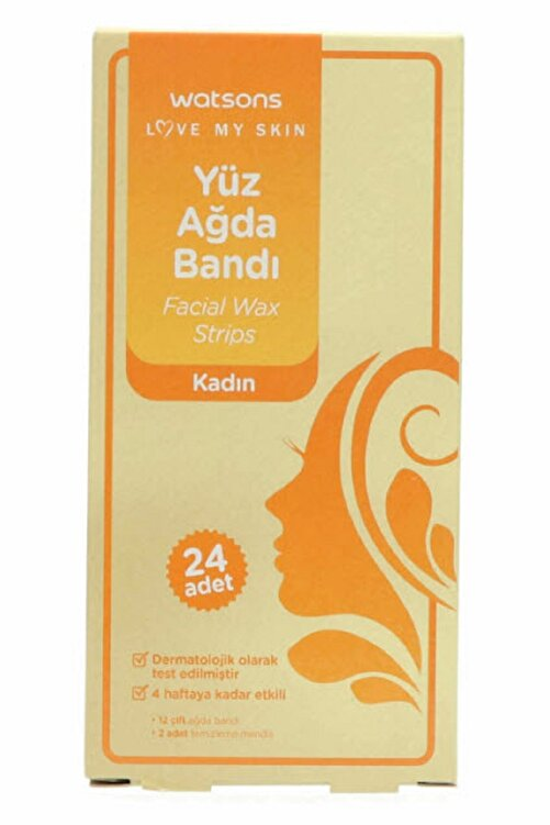 Watsons Facial Wax Strips 24pcs For Women 2399900934088 1
