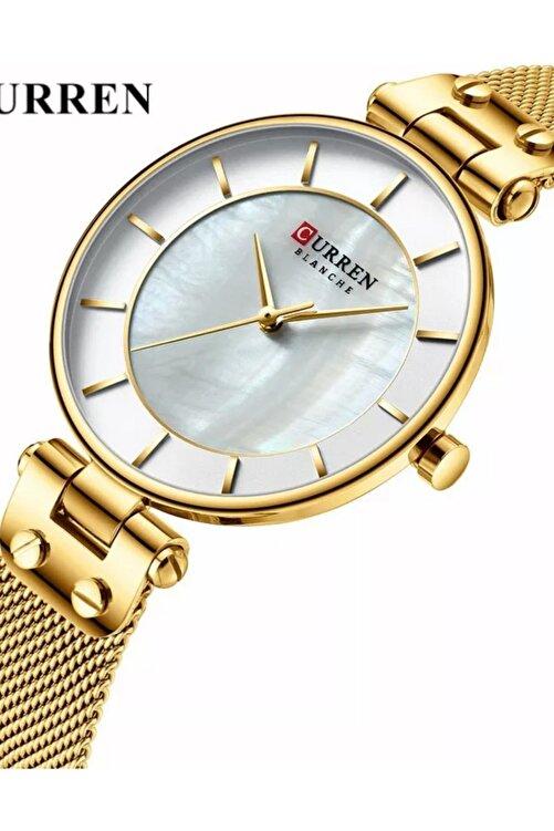 Curren Kadın Kol Saati Gold 2
