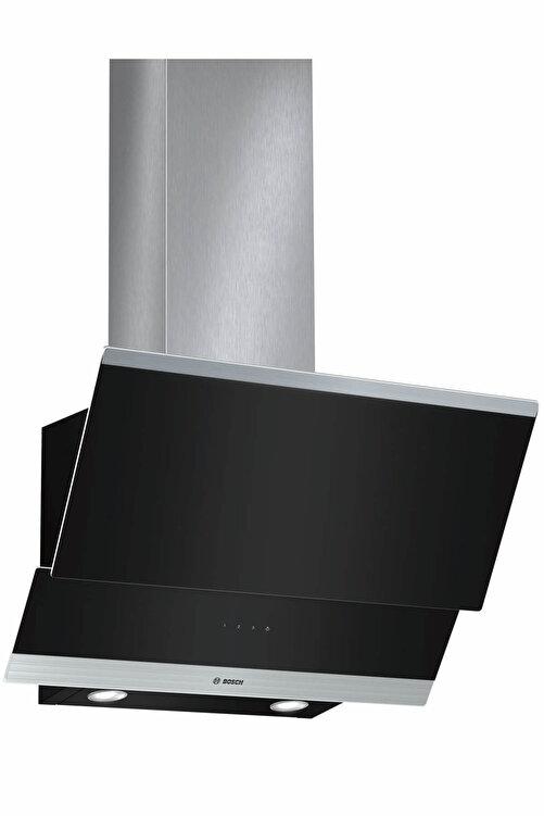 Bosch DWK065G60T Siyah Ankastre Davlumbaz 1