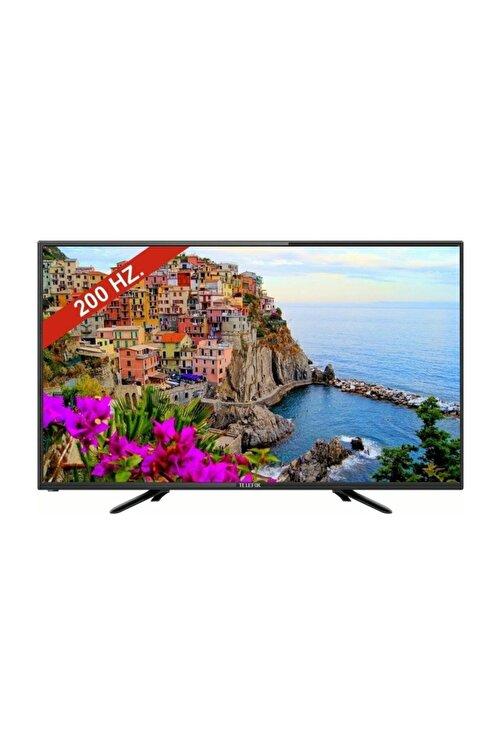 "Telefox 39TD3900 39"" 99 Ekran Uydu Alıcılı HD Ready LED TV 1"