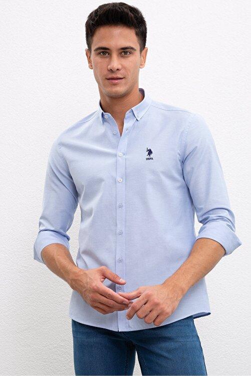 U.S. Polo Assn. Erkek Gömlek G081GL004.000.1208586 1