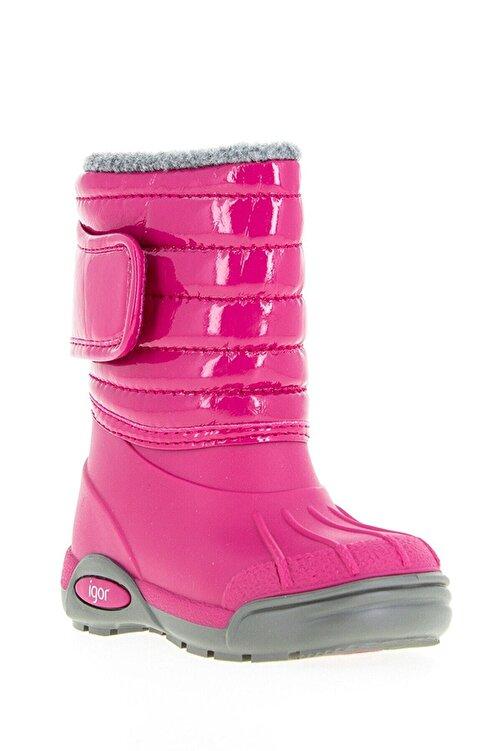 IGOR W10168-007 Fuşya Kız Çocuk Yağmur Çizmesi 100318367 1