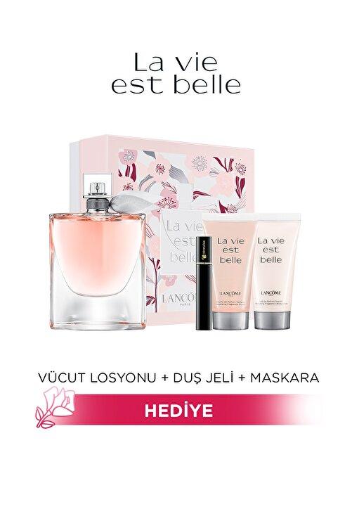 Lancome La Vie Est Belle Edp 100 ml Kadın Parfüm Seti 3614273419758 2