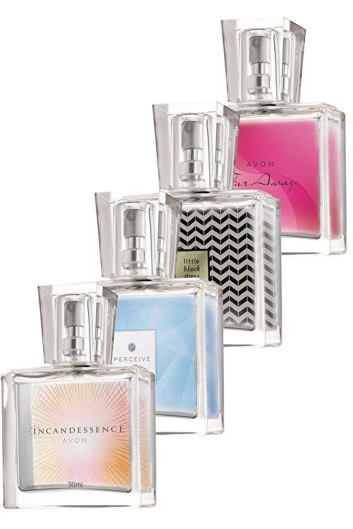 AVON Incandessence Little Black Dress Far Away Ve Perceive Parfüm Paketi 1