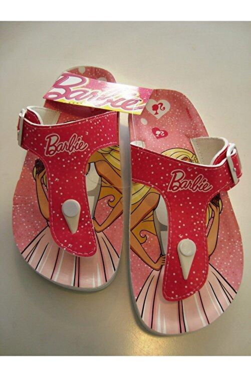 Barbie Lisanslı Kaymaz Tabanlı Parmak Arası Terlik 2