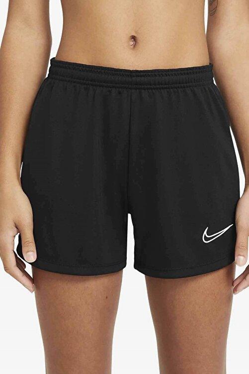 Nike Kadın Siyah Df Acd21 Short K Şort Cv2649-010 1