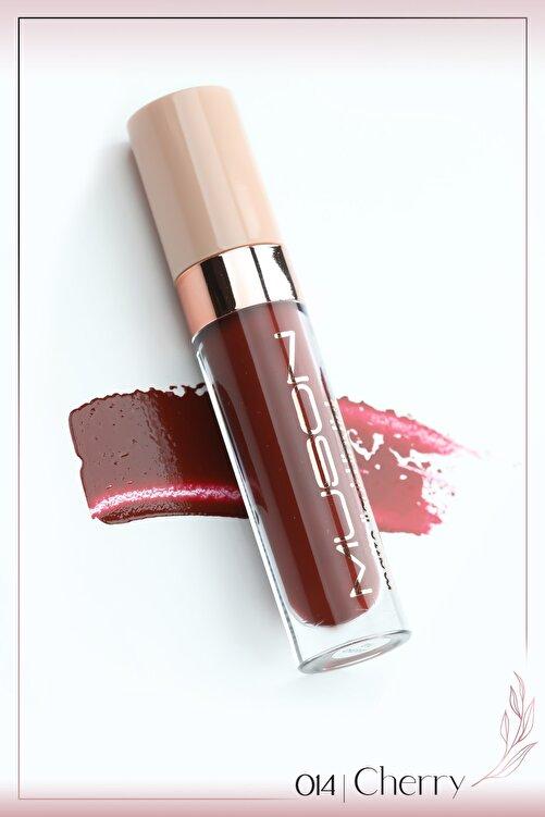 Muson Kozmetik Muson Matte Liquid Lipstick 6 ml - Cherry 2