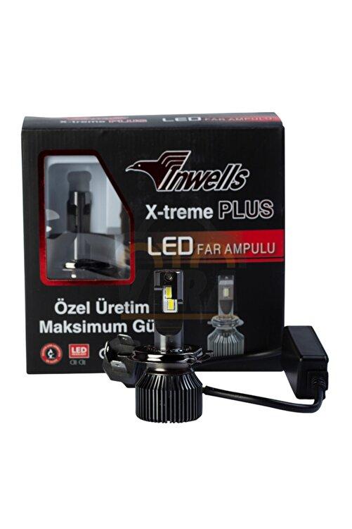 Inwells X-treme Plus Csp Led Xenon (zenon) H4 15000 Lümen 2