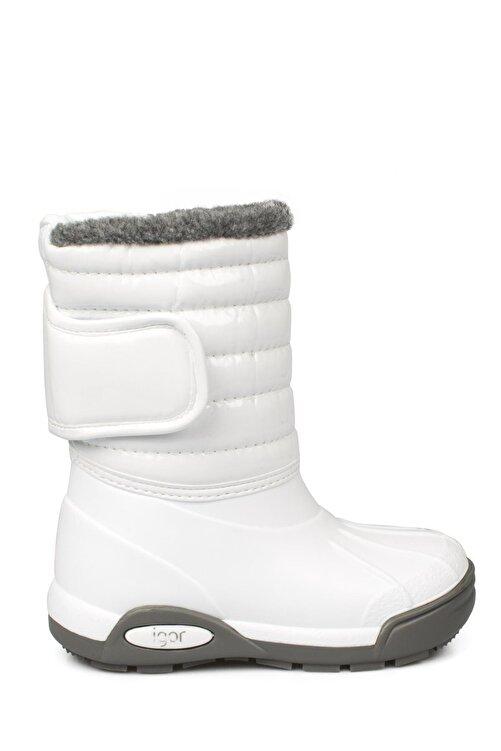 IGOR W10168-001 Beyaz Unisex Çocuk Yağmur Çizmesi 100318354 2