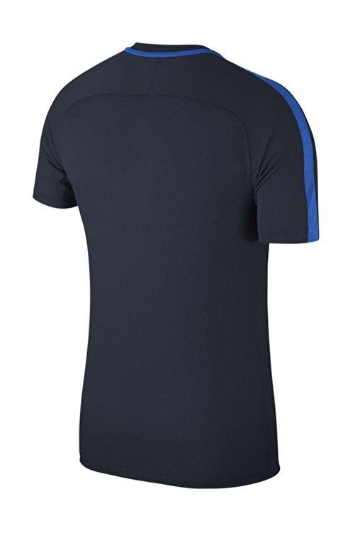 Nike Erkek Lacivert T-shirt 893693-451 M Nk Dry Acdmy18 Top Ss 2