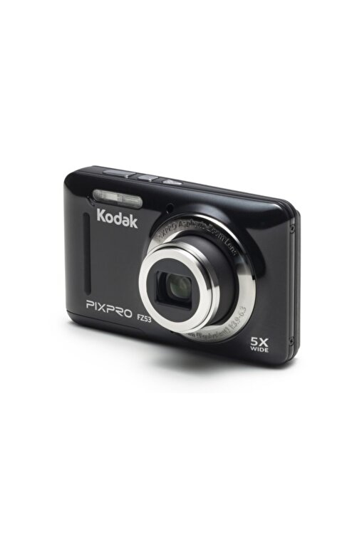Kodak Pixpro Fz53 Siyah Dijital Fotoğraf Makinesi 1