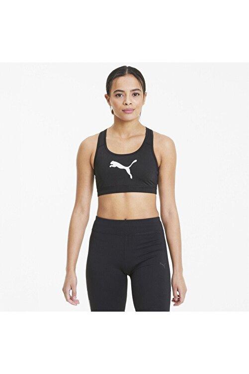 Puma 4KEEPS BRA M PUMA BLACK-P Siyah Kadın Atlet 101085556 1
