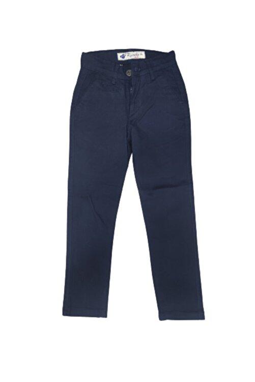 Je RİNDO BEBE Cocuk Keten Pantolon 1