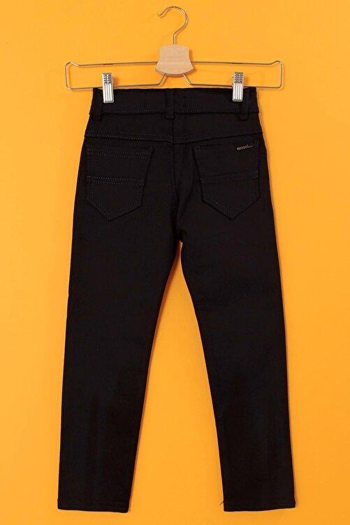 Armina Shop Çocuk Lacivert Gabardin Cepli Power Likralı Pantolon 001102713-2298 2
