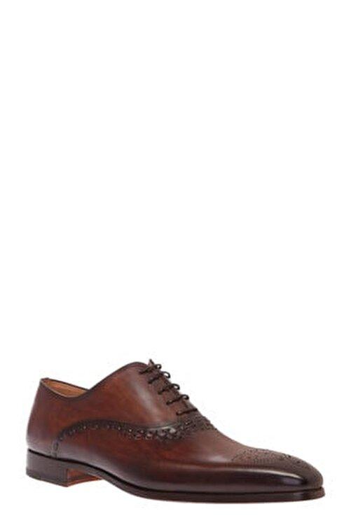 Magnanni Erkek Kahverengi Düz Ayakkabı 2