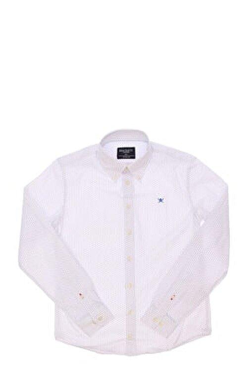 Hackett Çocuk Beyaz Gömlek 1