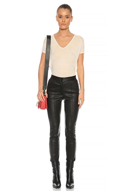 Barbara Bui Siyah Deri Pantolon 2