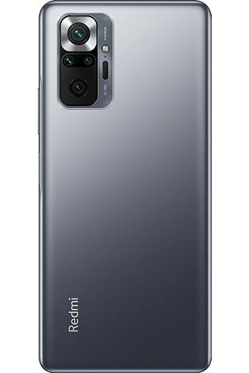 Xiaomi Redmi Note 10 Pro 6GB + 128GB Gri Cep Telefonu (Xiaomi Türkiye Garantili) 2