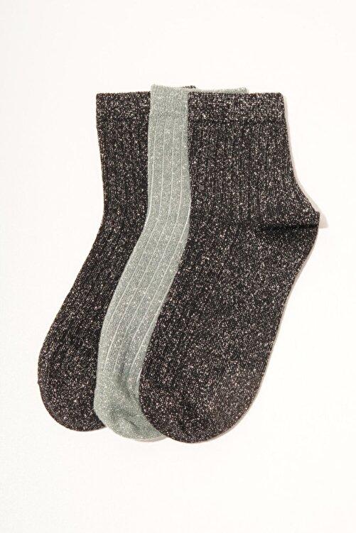 Katia&Bony Kadın Soket Çorap 3'lü 1