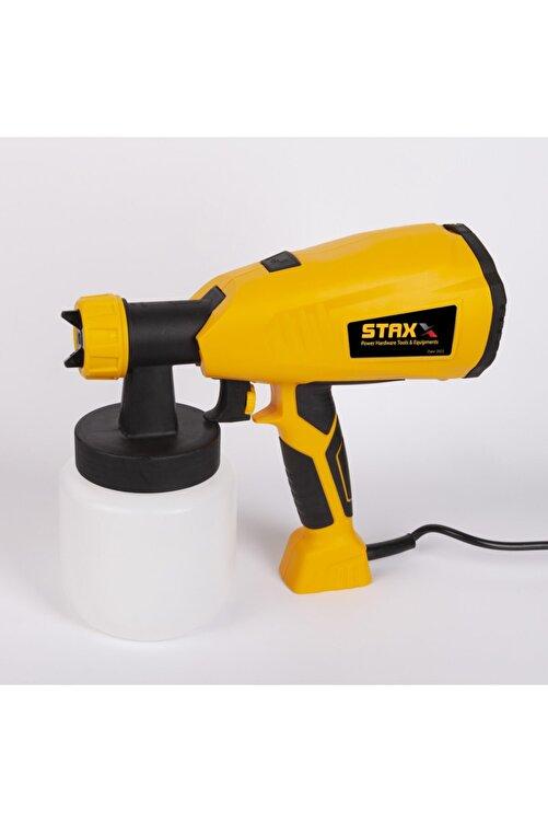 STAXX POWER Stx3508 Profesyonel Elektrikli Sprey Boya Tabancası 800 W Dezenfektan Makinesi 1