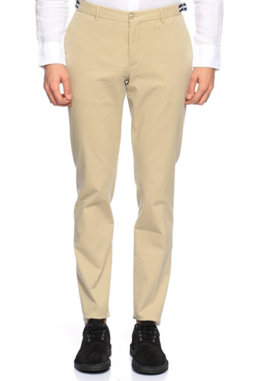 Hackett Erkek Bej Pantolon 1
