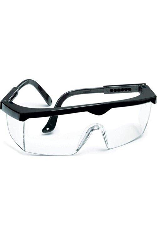 Viola Valente Ayarlı Çapak Gözlüğü Şeffaf Ce Koruyucu Gözlük 1