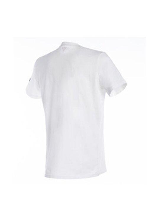 Dainese Erkek Beyaz T-shirt 2